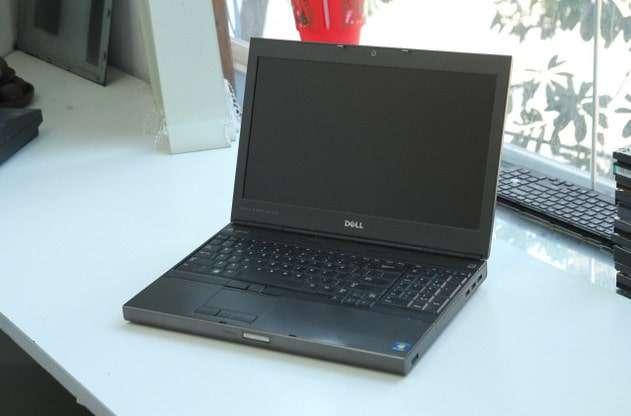 laptop cu gia duoi 10 trieu dong dell m4600