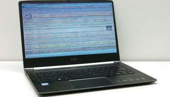 Khắc Phục Lỗi màn hình laptop bị giật, nhấp nháy, bị rung…
