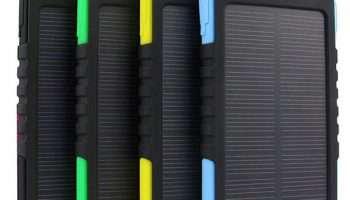 Pin sạc dự phòng năng lượng mặt trời có tốt không?