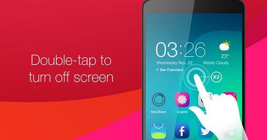 Cách chạm 2 lần mở màn hình Samsung J7 Prime