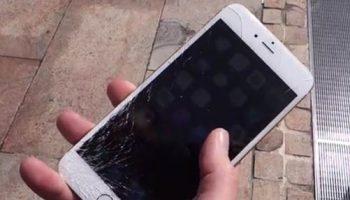 Hướng dẫn sửa iPhone bị liệt cảm ứng 1 hàng