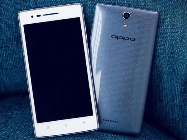 Màn hình điện thoại OPPO bị đen