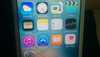 Fix hoàn toàn lỗi màn hình iPhone 5 bị chấm đen