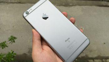 iPhone 6 có bị tróc sơn không sửa được không hay thay vỏ