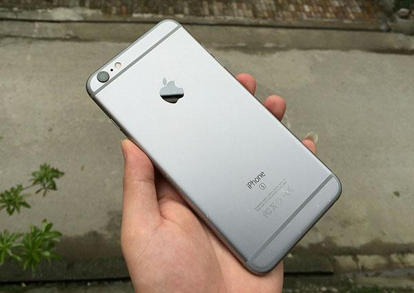 iPhone 6 bị tróc sơn