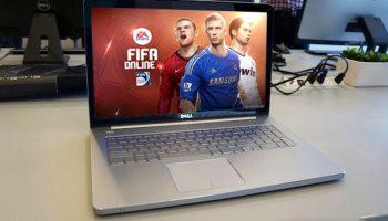 Laptop cấu hình Chơi Fifa Online 3 và 4