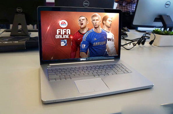 laptop chơi fifa online 3 tốt nhất