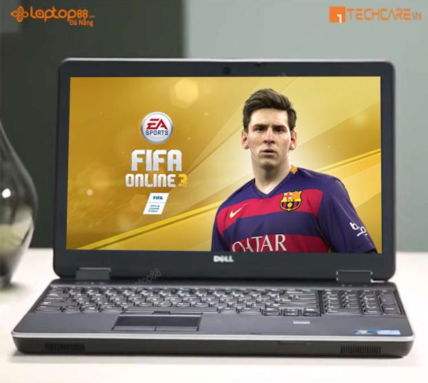 laptop choi game fifa online 3 gia re