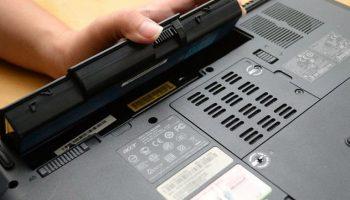 Sửa lỗi Pin laptop báo đầy 100% nhưng dùng được 5 phút là hết pin