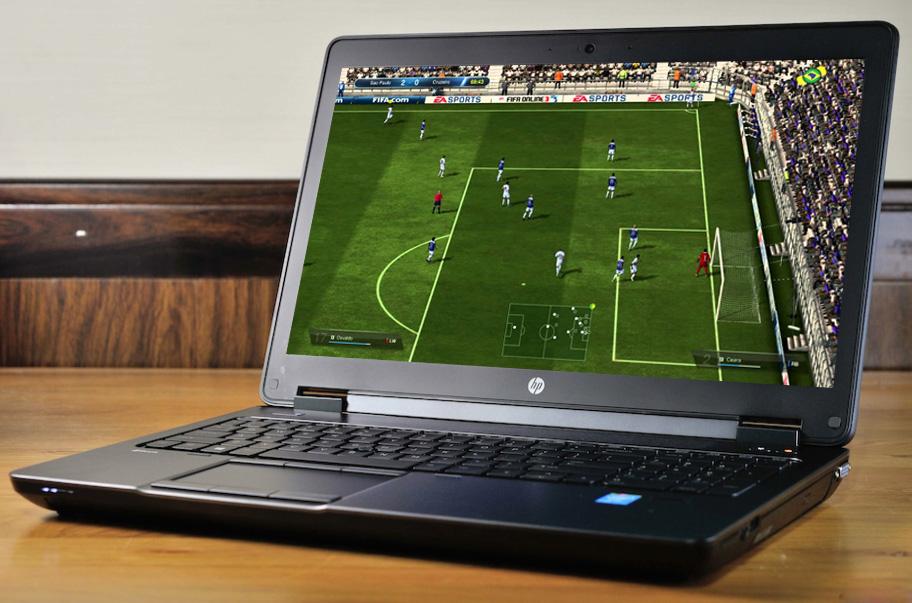 zbook15 choi game fifa online 3