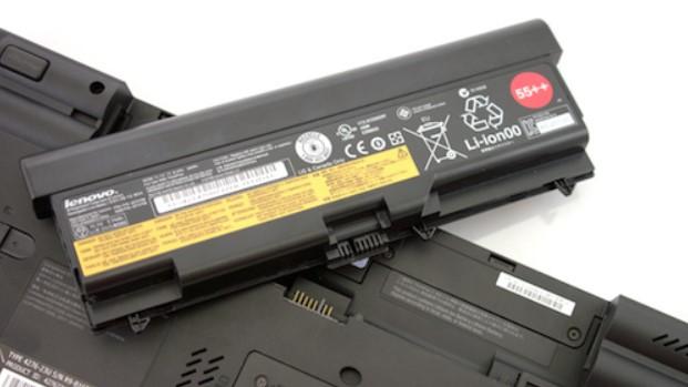 laptop bị nóng do hư pin