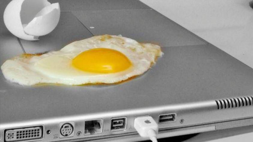 laptop bị nóng hay tắt nguồn đột ngột