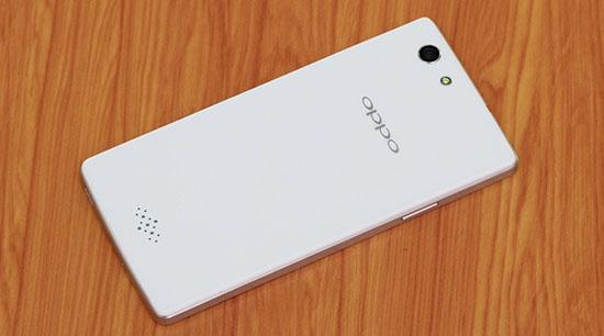 Điện thoại Oppo Neo 5 bị treo logo
