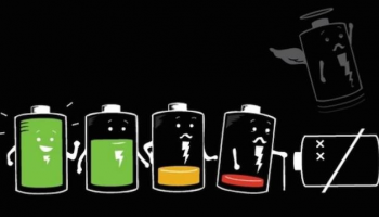 Nhận biết pin iphone 5,5s bị chai, phồng và cách khắc phục