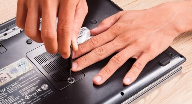 các bước nâng cấp ram laptop