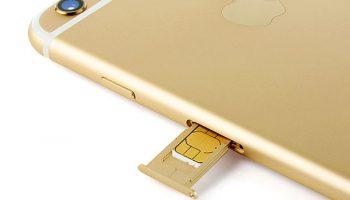 iPhone không nhận sim đang tìm kiếm sửa như thế nào?