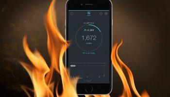 Bỗng dưng iPhone 6 báo nhiệt độ cao liên tục