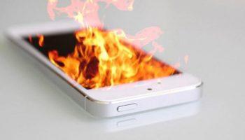 Vì sao sạc pin điện thoại iphone bị nóng và nhanh hết pin?
