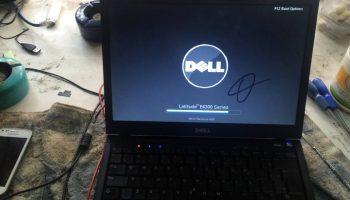 Laptop Dell bị treo logo và cách khắc phục