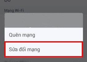 Khi Oppo Neo 7 không kết nối được wifi thì làm sao?