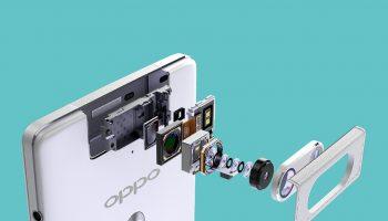 Nguyên nhân OPPO F1s lỗi camera
