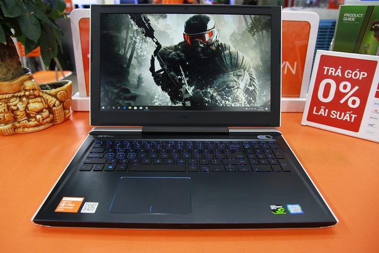 Dell G7 7588 sở hữu màn hình không chạm 15.6 inch