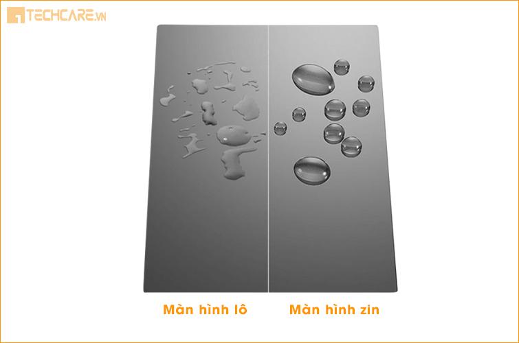 Cách phân biệt màn hình zin và lô