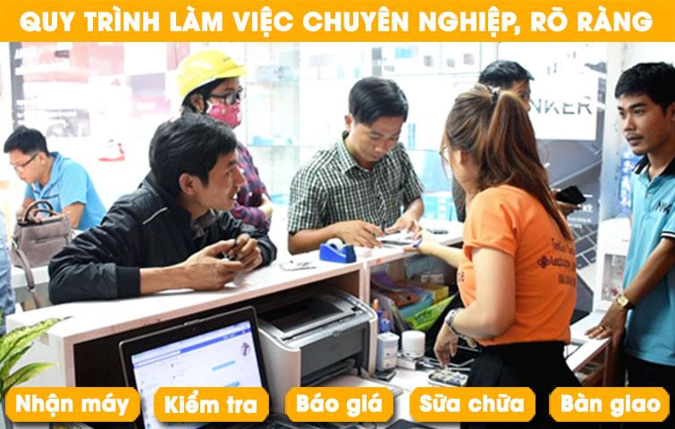 Thay màn hình điện Thoại Samsung chính hãng tại Đà nẵng