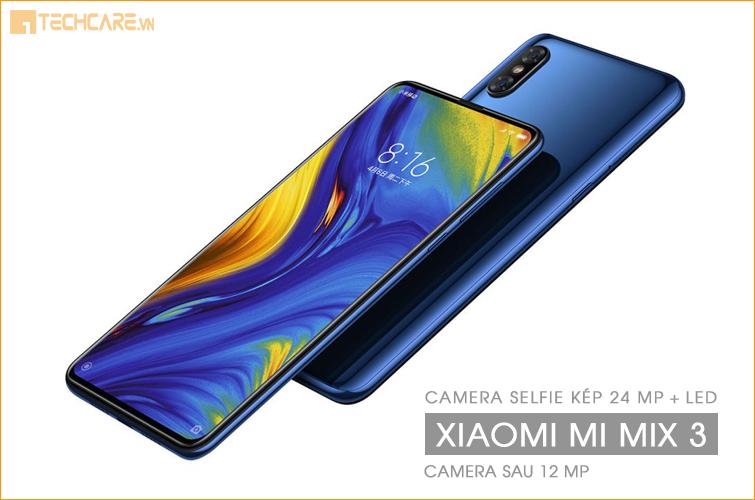 Thay camera Xiaomi Mi Mix 3 chính hãng