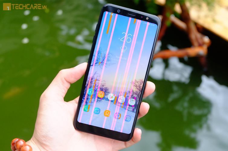 Thay màn hình Samsung galaxy A6 tại Đà Nẵng