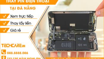 Thay pin điện thoại Đà Nẵng Uy Tín, Giả Rẻ –Lấy Ngay