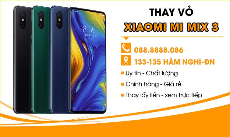 Thay vỏ Xiaomi Mi Mix 3 tại Đà Nẵng