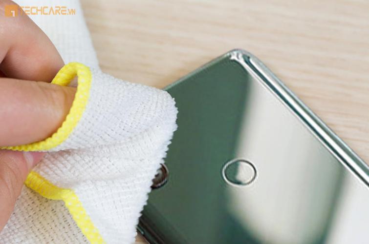 Vệ sinh camera điện thoại Xiaomi Mi Mix 3