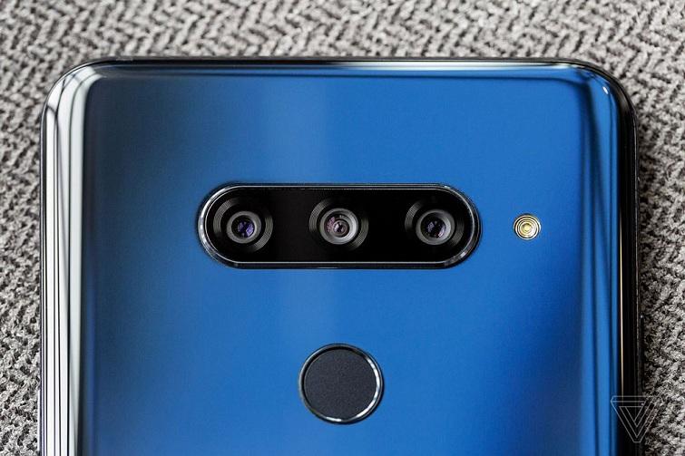 Thay camera LG V40 Đà Nẵng