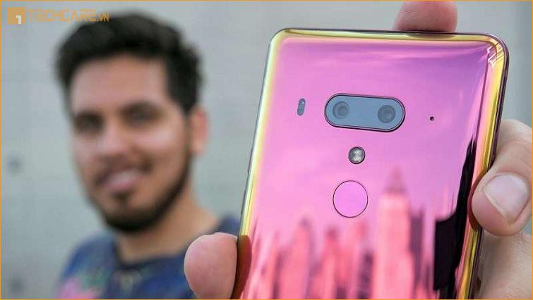 Thay camera HTC U12+ Đà Nẵ