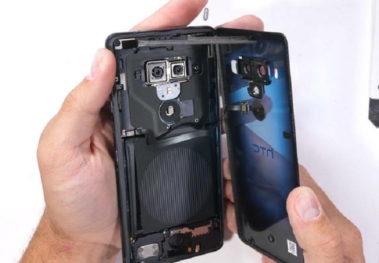 Thay camera HTC U12+ Đà Nẵng