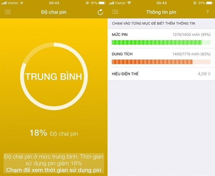 Thay pin iPhone 8 Plus Đà Nẵng
