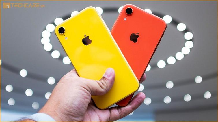Thay màn hình Iphone XR Đà Nẵng