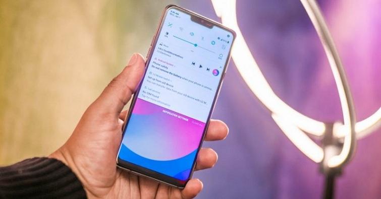 Thay màn hình LG G7/V40 Đà Nẵng
