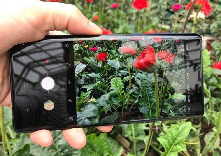 Thay camera Samsung Galaxy Note 9 Đà Nẵng