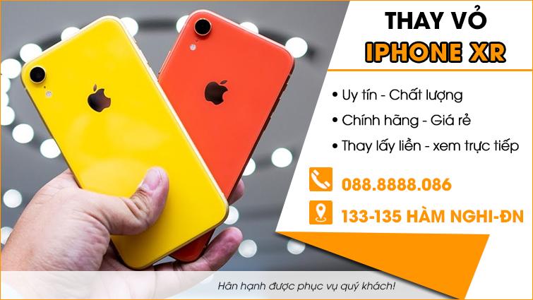Thay pin Iphone XR tại Đà Nẵng
