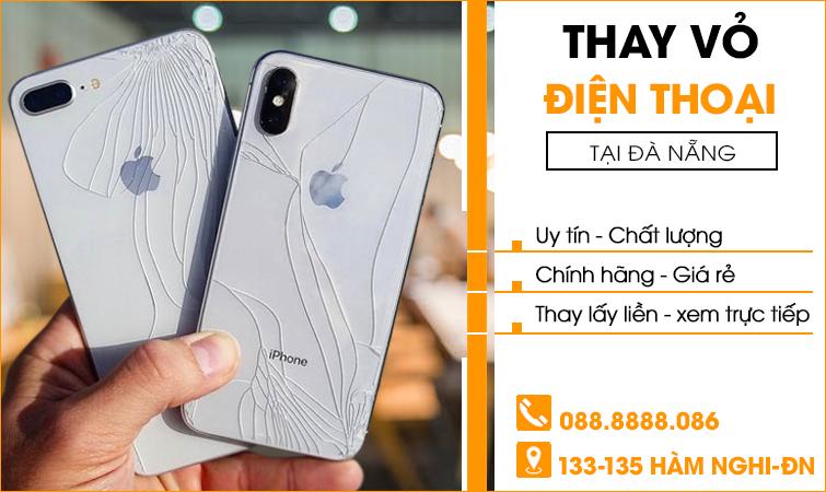 Thay vỏ điện thoại tại Đà Nẵng