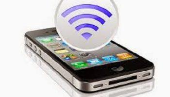 Điện thoại có sóng wifi nhưng không vào được mạng