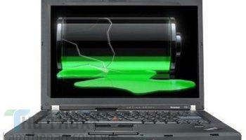Cách khắc phục pin laptop bị chai