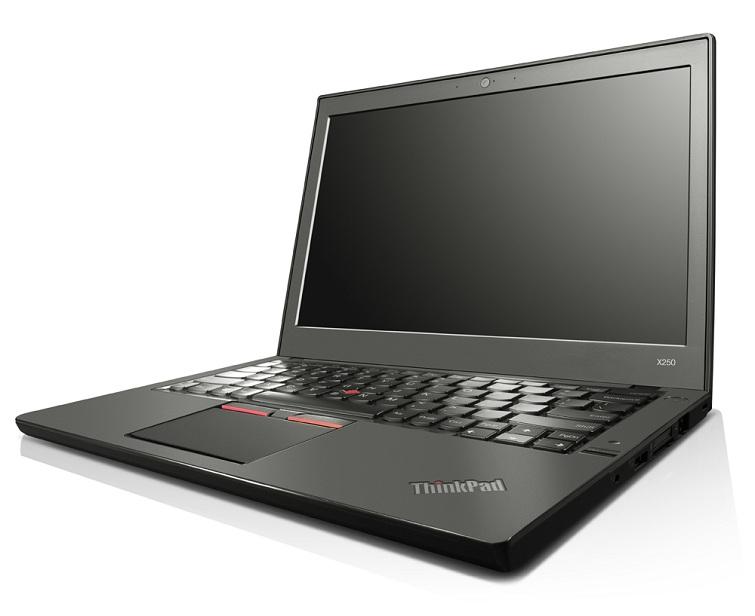 Thiết kế đặc trưng của dòng Laptop Lenovo Thinkpad X250