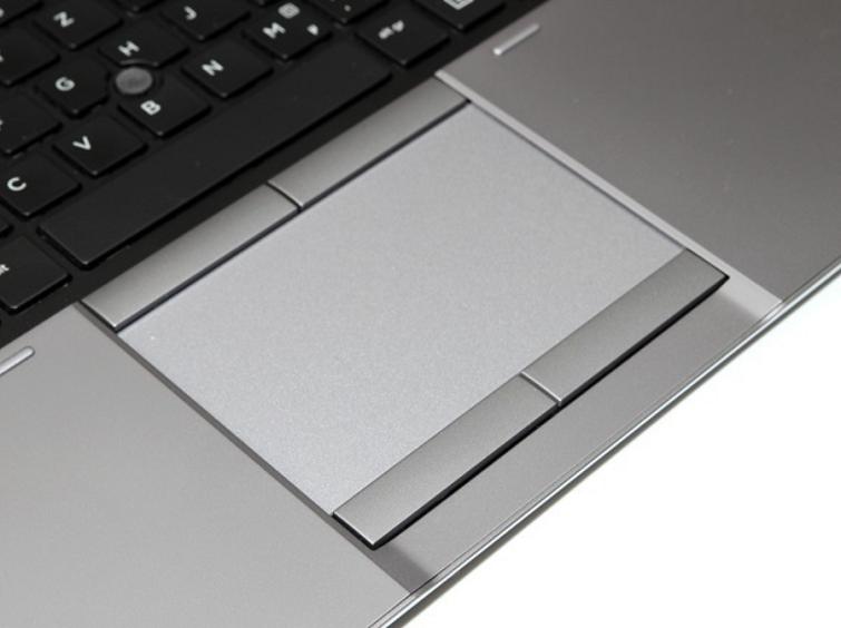 Touchpad cho cảm giác mượt