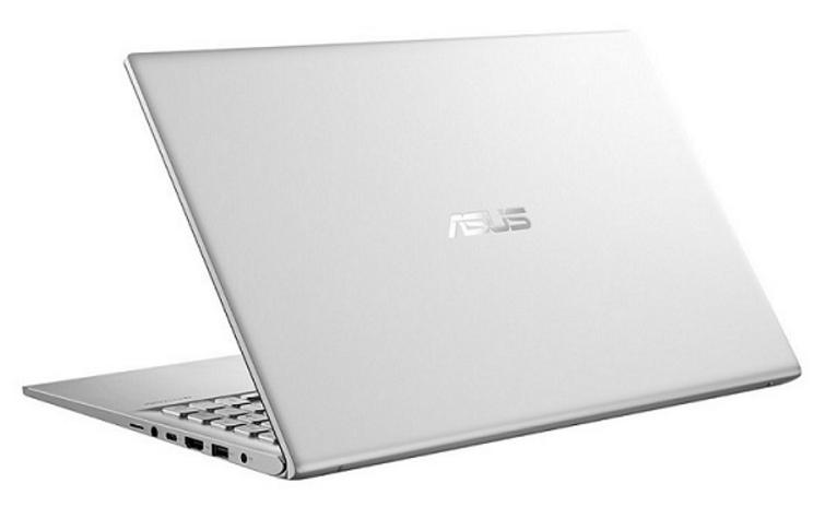 Bốn góc củaAsus Vivobook A512FA EJ440T được thiết kế vuông vức