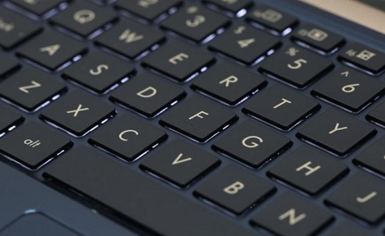 Sở hữu bàn phím full size