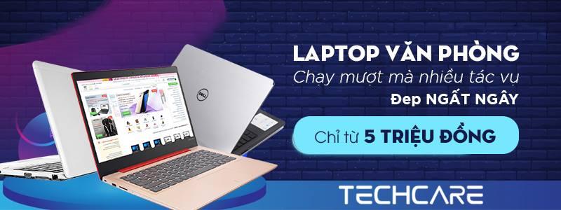Slide Laptop văn phòng