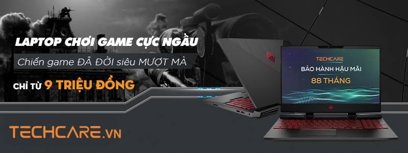 Slide laptop chơi game